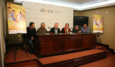La UCA presenta la X edición del encuentro amistoso 'Fútbol UCA'