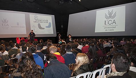Las 8ª Jornadas de Orientación de la UCA continúan esta semana en Jerez, Puerto Real, Bornos y Sanlúcar