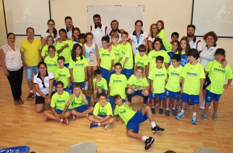 La entrega de premios y diplomas cierra la primera quincena del IV Campamento de Verano UCAmpus