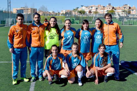 Semana cargada de partidos para las selecciones de la Universidad de Cádiz