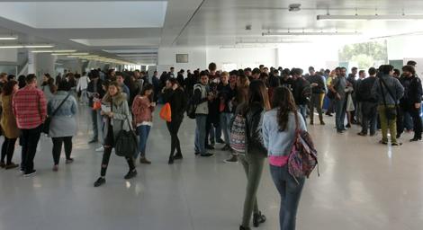 El ADE, presente en las sesiones en la ESI de Puerto Real de las IX Jornadas de Orientación UCA