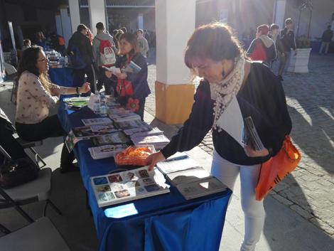 El Área de Deportes colabora en las IX Jornadas de Orientación de la UCA que arrancaron en Jerez