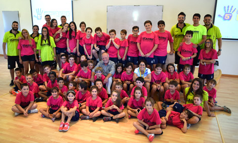 El V Campamento de Verano UCAmpus finaliza tras cuatro intensas semanas educativas