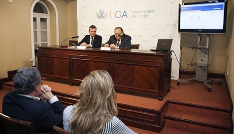 La UCA y la Real Federación Andaluza de Fútbol impulsan la primera Aula Universitaria de Fútbol en Andalucía