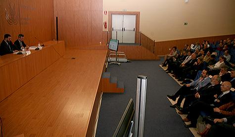 La Universidad de Cádiz, marco provincial para presentar la Ley del Deporte de Andalucía