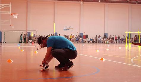 Éxito de participación en la Fiesta de los Drones en el Campus de Puerto Real