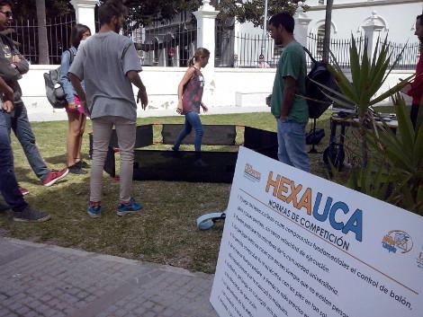 El Torneo HexaUCA visita la Facultad de Ciencias del Trabajo