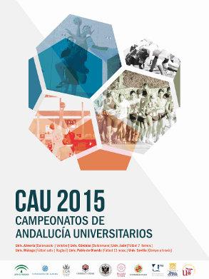 Tres equipos de la UCA comienzan su participacion en los Campeonatos de Andalucia Universitarios