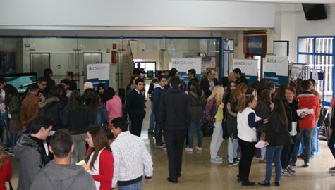 El Área de Deportes participa en las VIII Jornadas de Orientación de la UCA