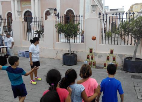 El Área de Deportes colaboró en la Semana Europea para la movilidad con el Ayto. de Puerto Real