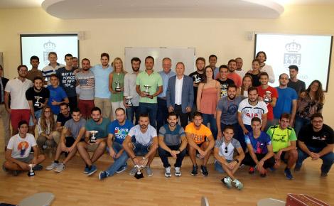 La XXVIII Fiesta del Deporte Universitario cierra el curso deportivo en la Universidad de Cádiz
