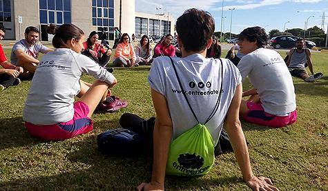 La UCA aúna alimentación, deporte y medio ambiente en el seminario 'Vida Saludable en un entorno sano'