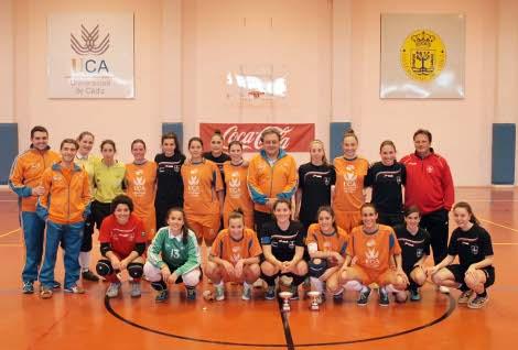 La Universidad de Cadiz acogió su  IV Encuentro UCA Mujer y Deporte