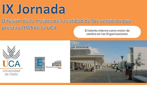 La UCA recibirá mañana del Club Excelencia en Gestión y de Bureau Veritas los sellos de Excelencia EFQM 400+ y 500+ Área de Deportes