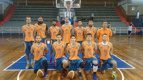 El equipo UCA de Baloncesto masculino participó en el Andaluz Universitario de Huelva