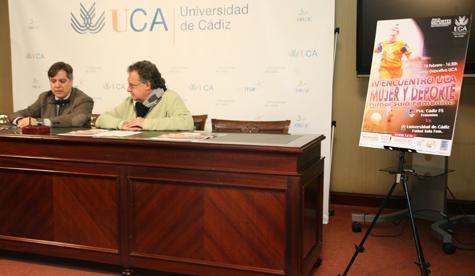 La UCA celebrara el proximo miercoles 18 el IV 'Encuentro UCA Mujer y Deporte'