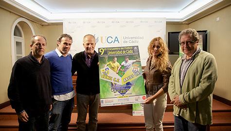 El Arcos CF y el Conil CF se medirán en el 9º Encuentro de Fútbol UCA