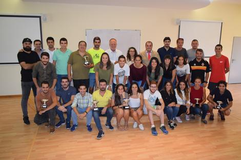 La XXIX Fiesta del Deporte Universitario clausura el  curso deportivo en la Universidad de Cádiz