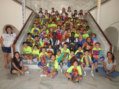 La ultima semana del Campamento UCA la protagonizan la musica y la cultura rusa
