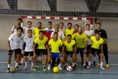 Medicina y Trabajo disputaron la final del Torneo Clausura de Fútbol Sala
