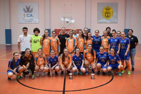 La Universidad de Cádiz acogió su VI Encuentro UCA Mujer y Deporte