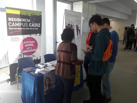 El Área de Deportes asiste a las IX Jornadas de Orientación de la UCA que prosiguen en Algeciras