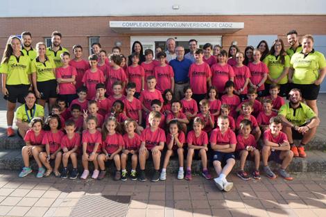 La Universidad de Cádiz pone en marcha el V Campamento Infantil de Verano