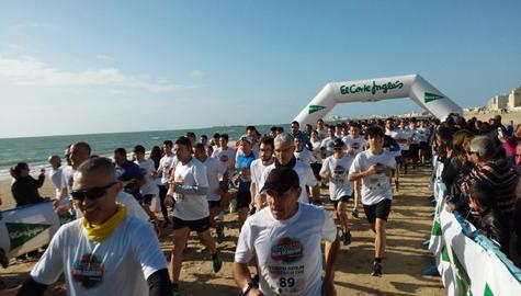 Gran éxito de participación en Ia I Carrera Popular de la UCA