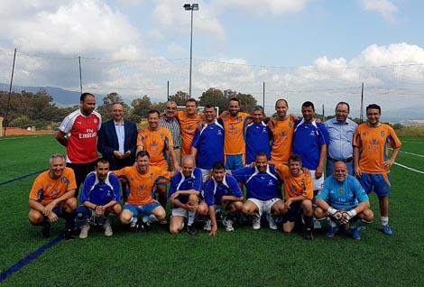 """Disputados los """"VIII Juegos Interuniversitarios del Estrecho"""" en el Campus Bahía de Algeciras"""