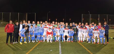 El Chiclana CF y la U.D. La Salle de Puerto Real se midieron en el X Encuentro de Futbol UCA