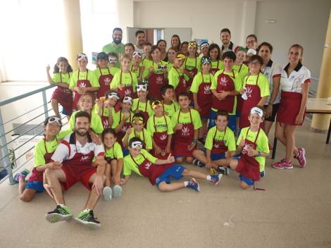 La primera semana del IV Campamento Infantil de Verano UCAmpus toca a su fin