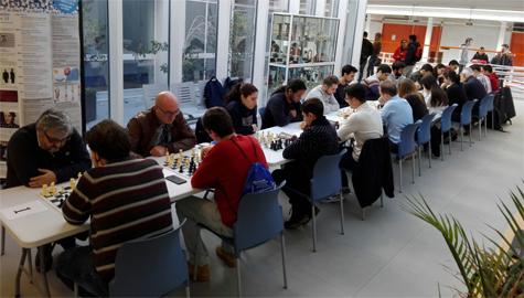 Celebrado el 1er Torneo de Ajedrez en el Campus de Algeciras
