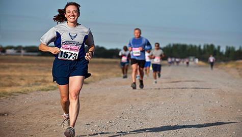Alumnado de Ciencias de la Actividad Física y del Deporte organiza la III Carrera UCA RUNNERS