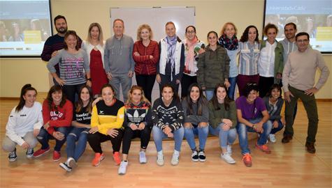 I Encuentro Alumnas Egresadas UCA con motivo del 30º Aniversario del Área de Deportes