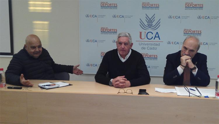 Celebradas las I Jornadas Jurídicas en el Complejo Deportivo UCA
