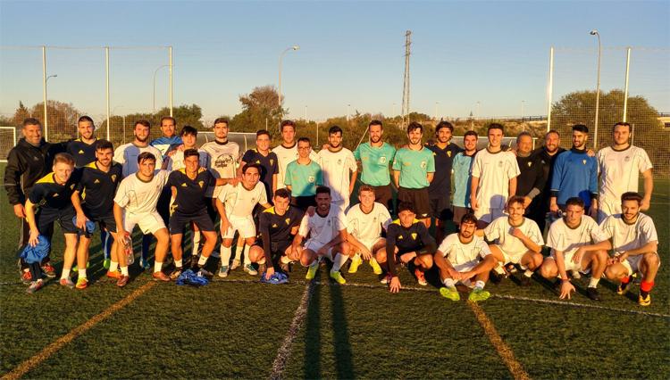Los Equipos UCA se preparan para los Campeonatos de Andalucía Universitarios