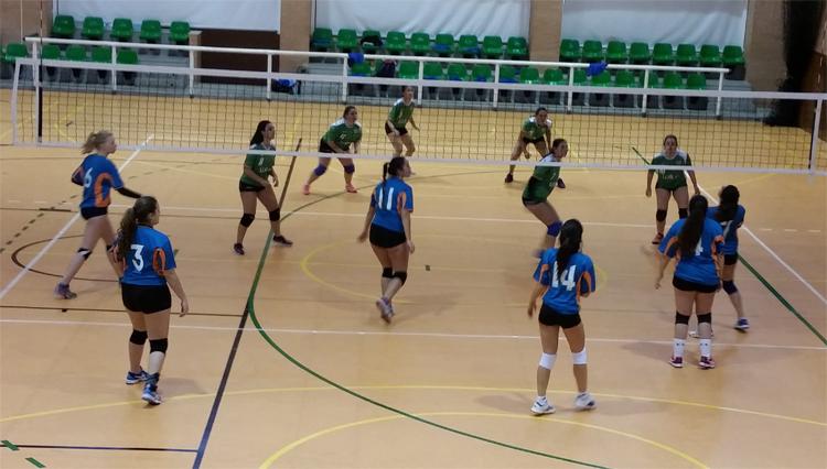 Cara y Cruz para las selecciones de Voleibol Femenino y Baloncesto Masculino de la UCA