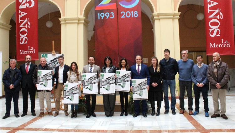 Presentación de los Campeonatos de Andalucía Universitarios