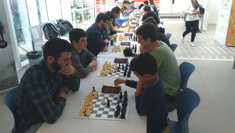 Celebrado el II Torneo UCA de Ajedrez del Campus de Algeciras