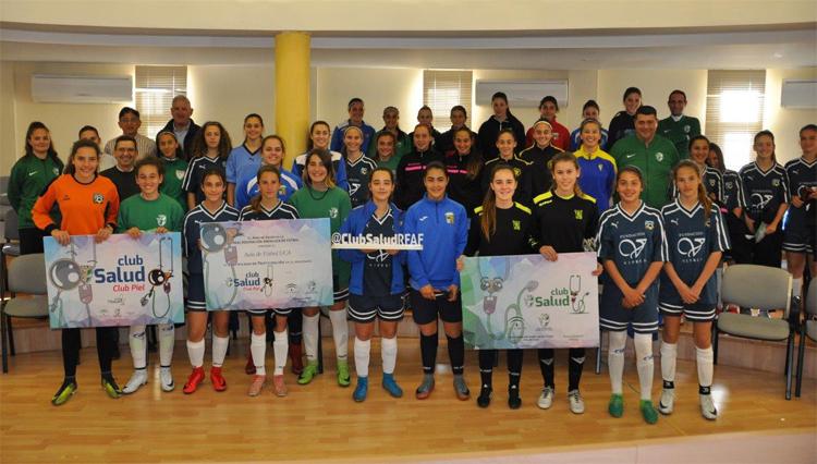 """Conferencia """"Mejor Piel, Mejor futbolista"""" Club de la Salud, Club Piel. Real Federación Andaluza de Fútbol"""