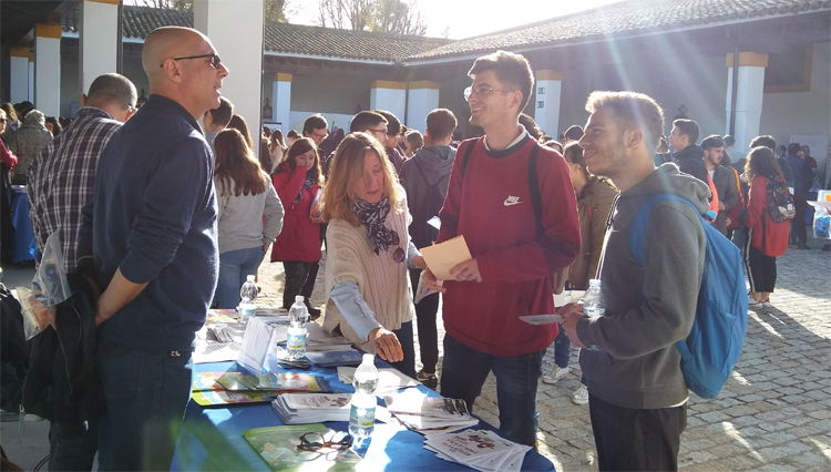 El Área de Deportes participa en las 10ª Jornadas de Orientación de la UCA en el Campus de Jerez