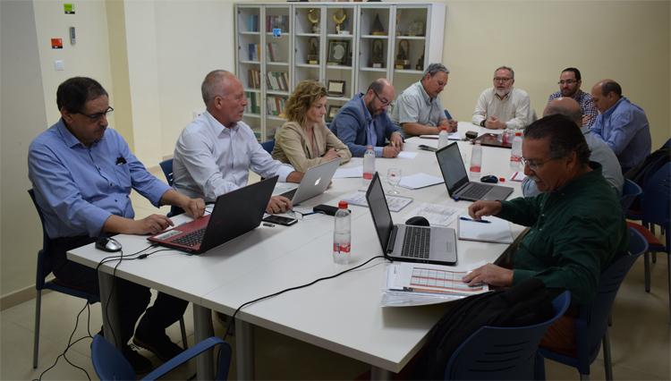 El ÁDE recibe la visita del Comité Externo de Evaluación según el modelo EFQM
