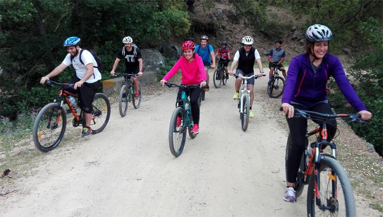 Celebrada la 3ª RutUCA en bici Campus de Algeciras