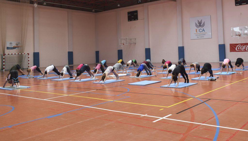 Finalizadas las I Jornadas de Introducción al Yoga