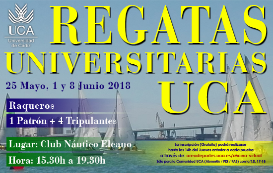 Regatas Universitarias UCA