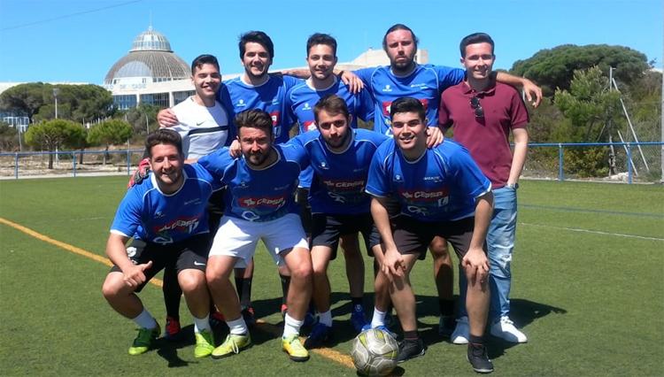 El equipo EPSA1 se hace con un Triplete en diferentes competiciones de la UCA