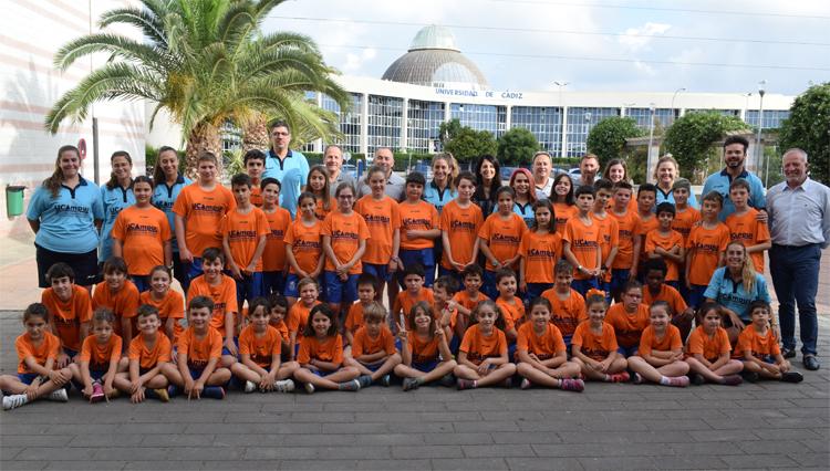 La Universidad de Cádiz pone en marcha el VI Campamento Infantil de Verano