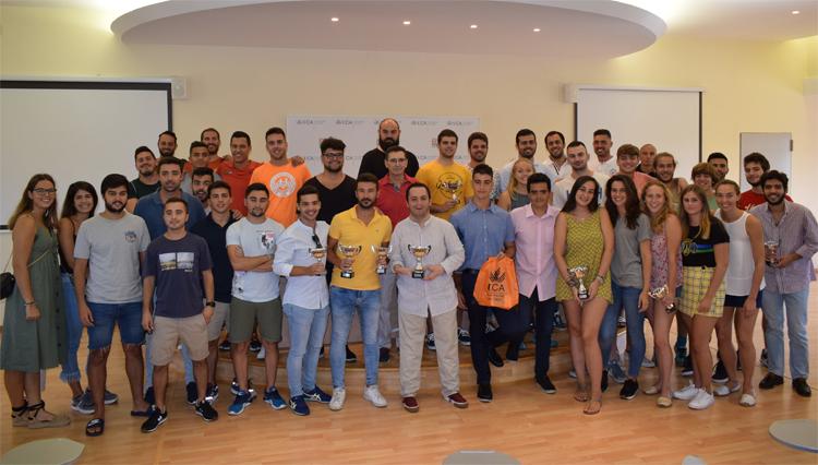 La XXX Fiesta del Deporte Universitario clausura el curso deportivo en la Universidad de Cádiz