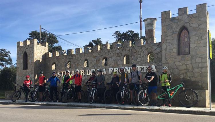 """Celebrada la """"4ª RutUCA en bici Campus de Algeciras"""""""