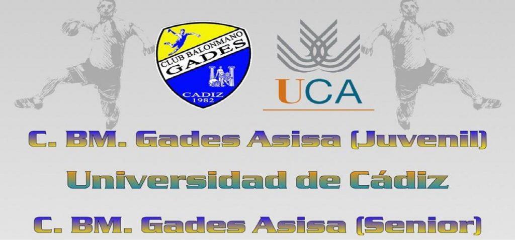 El equipo de balonmano masculino de la UCA disputa su primer triangular preparatorio para los CAU